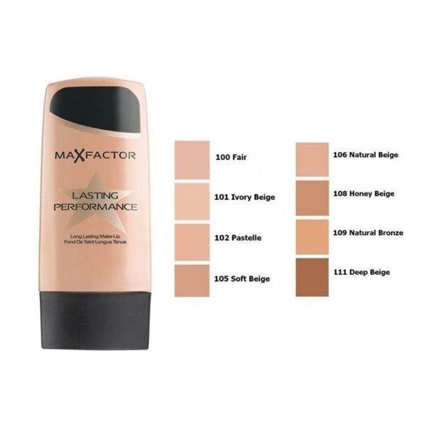 Max Factor Lasting Performance Base de Maquillaje