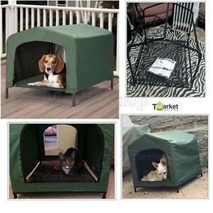 Portable Durable Pet Dog Cat House All Weather Waterproof Outdoor Indoor Cage