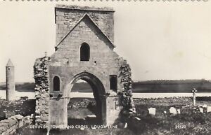 Postcard-Lough-Erne-Devinish-Tower-ad-Cross