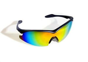 Bell-Howell-Tac-Glasses-Military-Style-Sunglasses-Glare-amp-Enhance-Colors-ASTV
