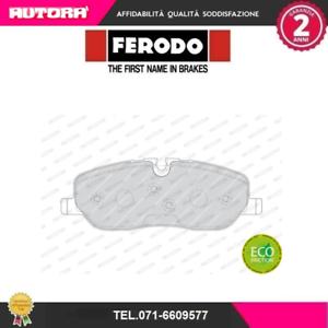 KIT PASTIGLIE FRENO ANTERIORE FERODO LAND ROVER RANGE ROVER SPORT 3.0 4X4 KW:250