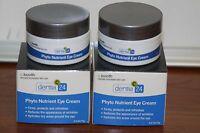 2x Wholesale C Booth Derma 24 C Phyto Nutrient Eye Cream Wrinkle Firms