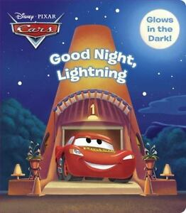 Good-Night-Lightning-disney-pixar-Cars-glow-In-The-Dark-Board-Book-By-R
