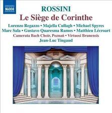 Siege De Corinthe, New Music