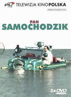 Pan Samochodzik - 3 Filmy (dvd 3 Disc) Polski Polish