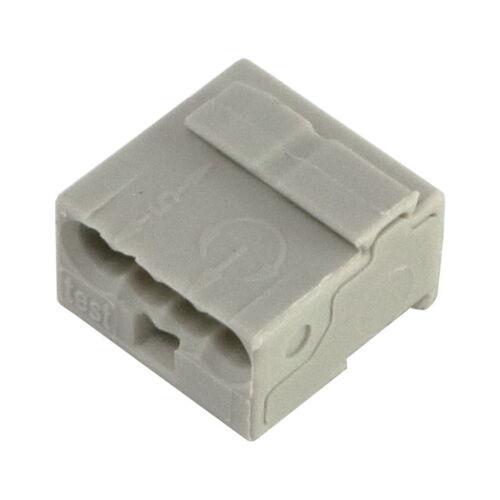 10 wago 243-304 doses borne 100v 4 broches micro connexion doses borne 857084