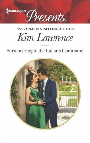 1 of 1 - Surrendering to the Italian's Command (Harlequin Presents)-ExLibrary