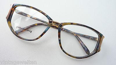 Courreges Große Vintagebrille Brillenfassung Mit Schmuckdecor Occhiali Grösse L Gesundheit FöRdern Und Krankheiten Heilen