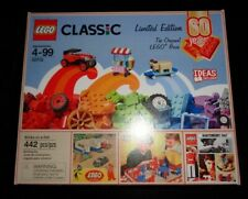 LEGO 10715 Set 60th Anniversary Limited Edition Build Classic Bricks on a Roll