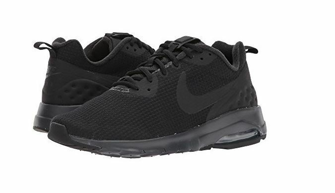 Nike air max proposta basso sb se scarpa da corsa, nero / antracite 844836 008