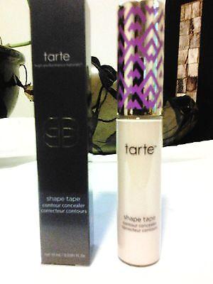 TARTE  Double Duty Beauty Shape Tape Contour Concealer LIGHT NEUTRAL 0.34oz BNIB