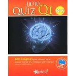 ULTRA-QUIZ-QI-T-2-COUTURE-GILLES-Occasion-Livre