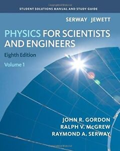 student solutions manual volume 1 for serway jewett s physics for rh ebay com student solutions manual study guide physics for scientists and engineers pdf student solutions manual study guide physics for scientists and engineers