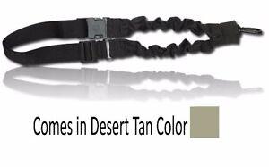 Bungee-un Point Tactical Fde Desert Tan Color Transportant Sling Par Fab Defense-afficher Le Titre D'origine