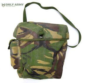 British-Army-Issue-DPM-Gas-Mask-Bag-Satchel-Shoulder-Bag-S10-Haversack-Carrier