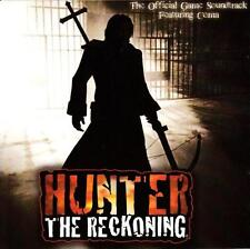 HUNTER: THE RECKONING [Official Video Game Soundtrack](CD 2002) RARE NM Coma