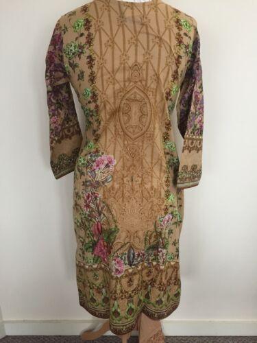 designer jurk Pakistaanse geborduurde designer gazonpak geborduurde Pakistaanse gazonpak xHWwI01