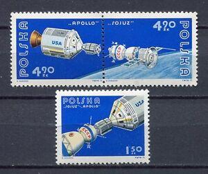 35889-Poland-1975-MNH-Apollo-Soyuz-Space-Test-Project-3v