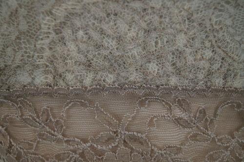 Neck Evening Lempicka 12 V Beige 14 Lace Lolita Crop Plunge 42 Sleeveless Sz Top 610qWTxw