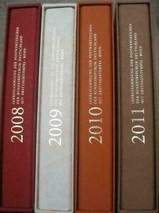 Jahressammlung-Bund-2008-2011-Komplett