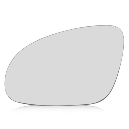 Cristal espejo de ala izquierda del lado del pasajero calor con soporte Fit forvw MK5 Eos Passat B6