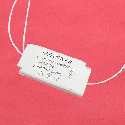 18-25x1W LED Driver Transformer Power Supply Constant Current for LED Light lamp