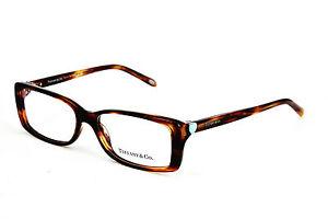 TIFFANY-amp-Co-Damen-Brillenfassung-TF2098-8116-52mm-braun-gemustert-Herz-32B-T3