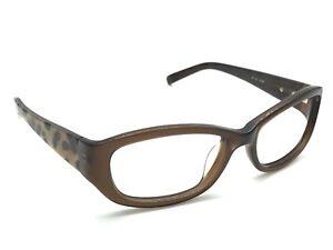 2fdb25613e Kate Spade Women s Eyeglasses DEE S 01W0 Brown Leopard Designer ...
