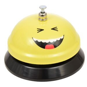 Brilliant Details About Emoji Ring For Service Call Bell Desk Bar Hotel Counter Reception Laughing Download Free Architecture Designs Scobabritishbridgeorg