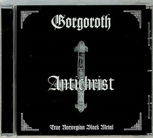 Gorgoroth-Antichrist-CD-2018-Reissue-Black-Metal-1996-Album-Dissection-Dawn