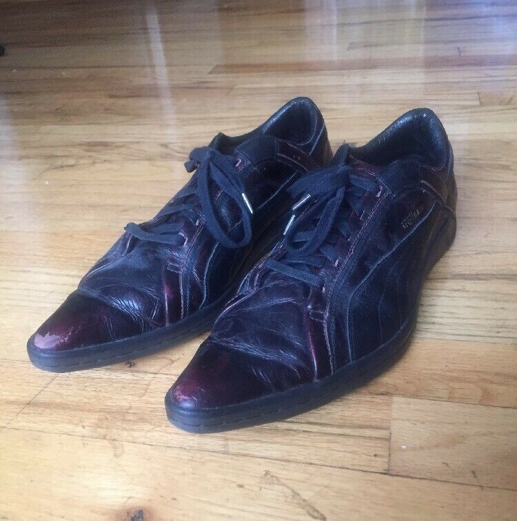 Spiked Toe Alexander McQueen X Puma  Sneakers Sz 11.5