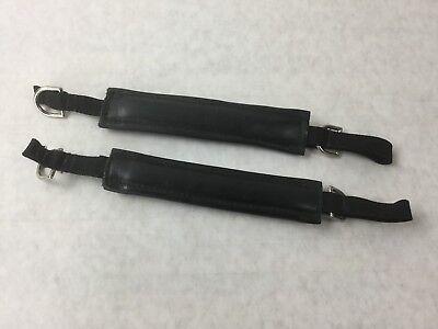 1 set of 2 Handles//Straps for ENTEK IRD dataPAC 1500
