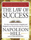 The Law of Success: The Master Wealth-Builder's Complete and Original Lesson Plan Forachieving Your Dreams by Napoleon Hill (Paperback / softback)