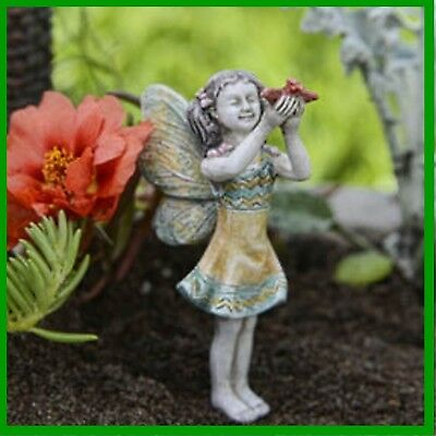 Resin Miniature Fairy Garden Dollhouse 2.5 x 2 inches Mermaids This Way Sign