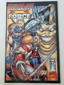 YOUNGBLOOD-X-FORCE-GRAPHIC-NOVEL-SPECIAL-1996-ROB-LIEFELD-COVER-CABLE-NM
