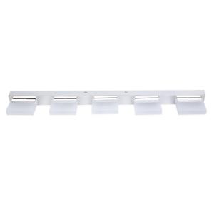 Lightess modern led bathroom light fixtures crystal bath vanity mirror sconces ebay for Crystal bathroom vanity light fixtures