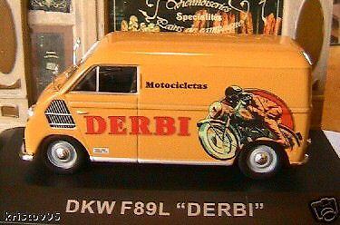 IXO Presse 1//43 DKW F89L Derbi