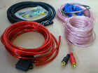 1000W Complete 10 GAUGE Car Amp Amplifier Cable Subwoofer Wiring Kit for FLI