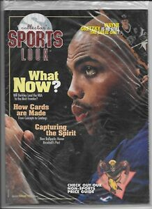 Sealed-February-1994-issue-of-Collector-039-s-Sports-Look-Magazine-Charles-Barkley