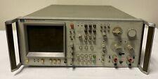 Hp 3582a Spectrum Analyzer Hewlett Packard