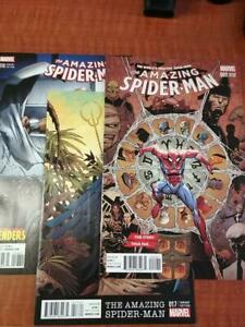 Amazing-Spider-Man-9-17-and-18-Variant-Covers-Marvel-Comics-2016-NM-9-6