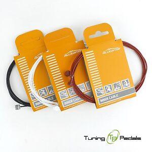 Alligator Bremszug PTFE beschichtet 1,6 mm x 1700 mm- farbig, MTB und Rennrad