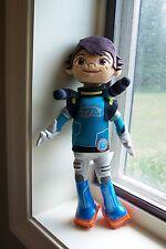 Disney Store Miles Tomorrowland 13 Inch Plush  Stuffed Boy Doll Toy