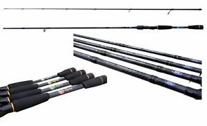 LINEAEFFE-RAPID-Freshwater-carbonio-spinning-1-80-2-40m-Spin-Rod-rapina-pesce