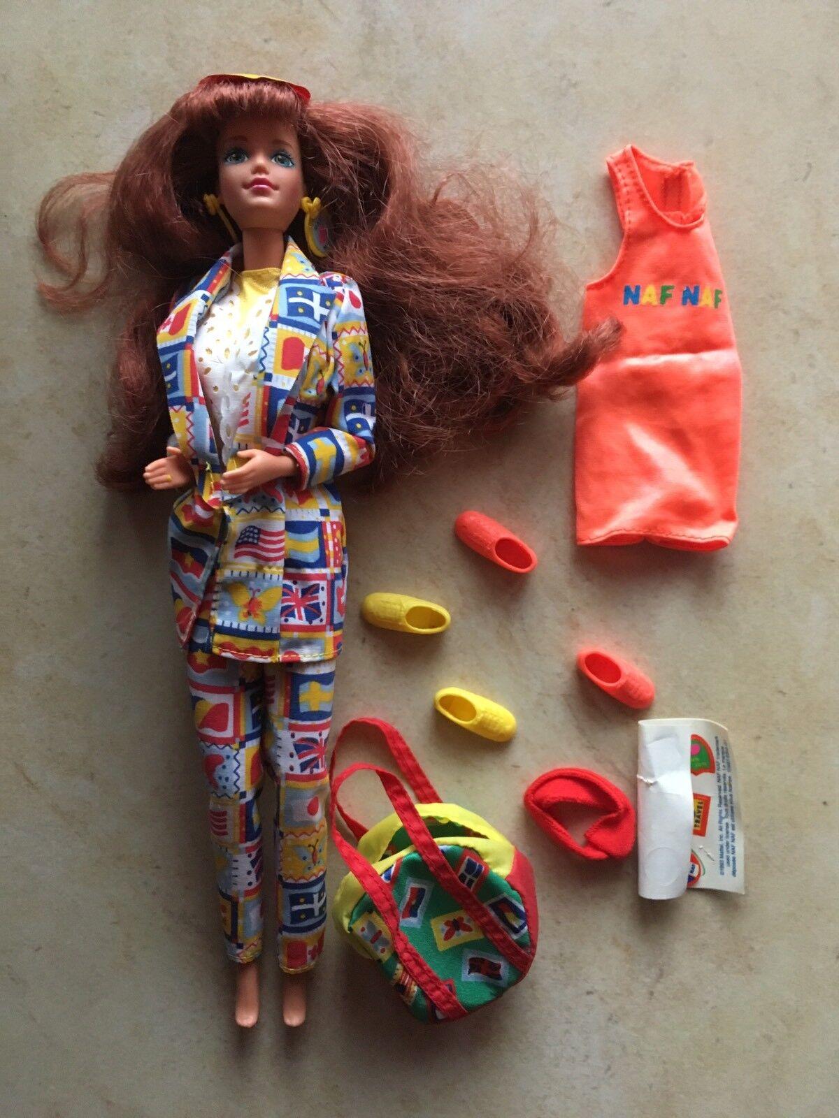 Naf Naf Midge doll, Barbie