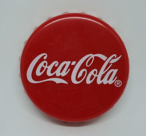 8cm Coca-Cola Kronkorken Magnet Flaschenöffner NEU Bottle Cap Opener