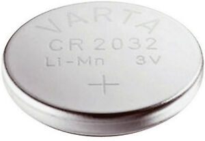 100x Varta CR2032 3V Batterie Lithium Knopfzelle CR 2032 VCR2032B Bulk