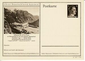 German-Reich-Stationery-P-304-Otz-Tirol