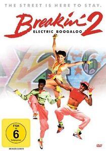 Breakin' 2-Electric Boogaloo Lucinda Dickey, Adolfo Quinones DVD NUOVO