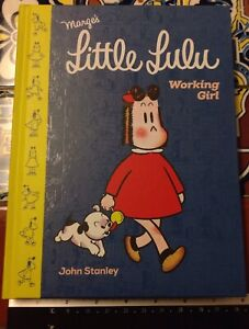 Marge's little LuLu: Working Girl by John Stanley (2019, Collection, Hardcover)